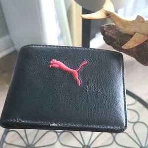 Men's puma wallet